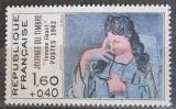 Poštovní známka Francie 1982 Umění, Pablo Picasso Mi# 2327