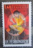 Poštovní známka Francie 1982 Umělecký kovář Mi# 2328