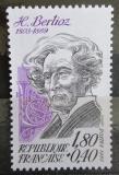Poštovní známka Francie 1983 Hector Berlioz, skladatel Mi# 2380
