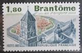 Poštovní známka Francie 1983 Brantome Mi# 2381