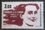 Poštovní známka Francie 1983 Danielle Casanova Mi# 2385