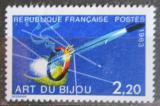 Poštovní známka Francie 1983 Zpracování zlata Mi# 2410