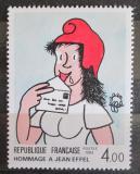 Poštovní známka Francie 1983 Karikatura, Jean Effel Mi# 2415