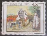 Poštovní známka Francie 1983 Umění, Maurice Utrillo Mi# 2422
