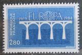 Poštovní známka Francie 1984 Evropa CEPT Mi# 2442