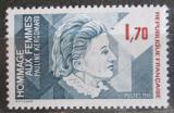 Poštovní známka Francie 1985 Pauline Kergomard Mi# 2491