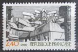 Poštovní známka Francie 1985 Bytový dům v Givors Mi# 2495