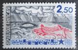 Poštovní známka Francie 1985 Záchranářský člun Mi# 2506