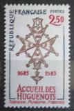 Poštovní známka Francie 1985 Edikt nantský, 300. výročí Mi# 2512
