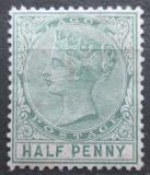 Poštovní známka Lagos 1886 Královna Viktorie Mi# 12 Kat 3.50€