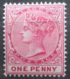 Poštovní známka Lagos 1884 Královna Viktorie Mi# 13 Kat 3.50€
