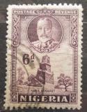 Poštovní známka Nigérie 1936 Minaret v Habe Mi# 37
