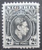 Poštovní známka Nigérie 1938 Král Jiří VI. Mi# 50