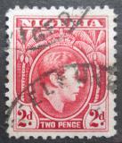 Poštovní známka Nigérie 1944 Král Jiří VI. Mi# 51 A