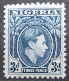 Poštovní známka Nigérie 1938 Král Jiří VI. Mi# 53