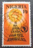 Poštovní známka Nigérie 1972 Africký veletrh v Nairobi Mi# 261