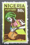 Poštovní známka Nigérie 1977 Hrnčíř Mi# 287 II X