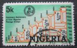 Poštovní známka Nigérie 1974 První známky, 100. výročí Mi# 300