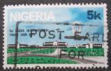 Poštovní známka Nigérie 1977 Mezinárodní veletrh v Lagosu Mi# 335