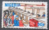 Poštovní známka Nigérie 1986 Pošta Mi# 484