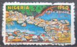 Poštovní známka Nigérie 1990 Kamenný most Mi# B 546 A Kat 4€