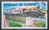 Poštovní známka Džibutsko 1979 Lokomotiva 231 Mi# 238