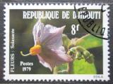 Poštovní známka Džibutsko 1979 Lilek Mi# 254