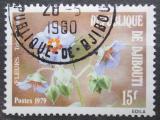 Poštovní známka Džibutsko 1979 Trichodesma Mi# 255