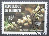 Poštovní známka Džibutsko 1979 Acacia nubica Mi# 256