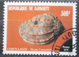 Poštovní známka Džibutsko 1979 Harpa connaidalis Mi# 264 Kat 2.50€