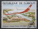 Poštovní známka Džibutsko 1980 Letadlo Mi# 270 Kat 3.80€