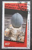 Poštovní známka Džibutsko 1982 Měsíční sonda LUNA 9 Mi# 327