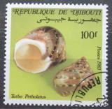 Poštovní známka Džibutsko 1983 Turbo petholatus Mi# 385