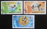 Poštovní známky Džibutsko 1984 LOH Los Angeles Mi# 409-11