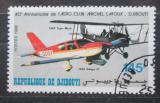 Poštovní známka Džibutsko 1988 Letadla Mi# 514
