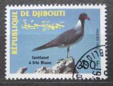 Poštovní známka Džibutsko 1993 Racek bělooký Mi# 579