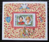 Poštovní známka Džibutsko 1981 Královská svatba Mi# Block 39 A