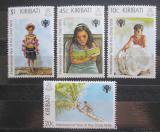 Poštovní známky Kiribati 1979 Mezinárodní rok dětí Mi# 342-45