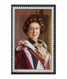 Poštovní známka Jersey, Velká Británie 1983 Královna Alžběta II. Mi# 313 Kat 14€