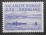 Poštovní známka Grónsko 1982 Kresba, Jakob Danielsen Mi# 136