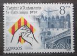 Poštovní známka Španělsko 1979 Autonomie Katalánska Mi# 2438