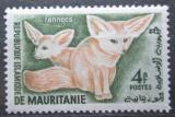 Poštovní známka Mauritánie 1961 Fenek Mi# 167