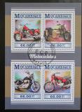 Poštovní známky Mosambik 2015 Motocykly Mi# 8059-62 Kat 15€