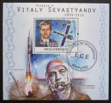 Poštovní známka Mozambik 2010 Vitalij Sevastyanov, kosmonaut