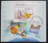 Poštovní známka Mozambik 2010 Sonda IKAROS Mi# Block 389 Kat 10€