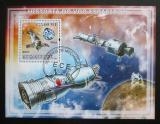 Poštovní známka Mosambik 2009 Průzkum vesmíru Mi# Block 259 Kat 10€