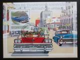 Poštovní známka Mosambik 2009 Klasické automobily Mi# Block 242 Kat 10€