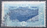 Poštovní známka Francouzské Somálsko 1930 Železniční most Mi# 116