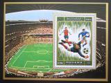 Poštovní známka Manáma 1971 Fotbal Mi# Block 139 A Kat 6€
