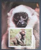 Poštovní známka Šardžá 1972 Pavián Mi# Block 117 Kat 5.50€